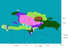 mapa aparicion