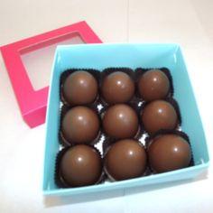 Easter Chocolate Eggs - Marshmallow center | Chocolate Rain Shop for Handmade Chocolates
