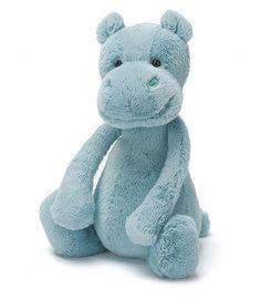 Jellycat BAS3HP Bashful Hippo Medium