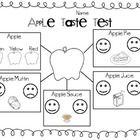 This product can be used with your Apple unit for an end of the unit taste test.  We bring in all these different apple foods and see what we like ...