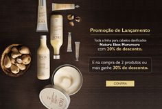 Lançamento Ekos Murumuru. www.henriqueberna.com.br