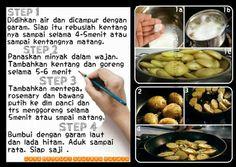 Resep Masakan Sederhana - Sauteed Potatoes  Bahan : • Kentang • Minyak Zaitun • Bawang putih  • Rosemary segar • Mentega • Garam dan merica  Video Cara Masak : http://www.youtube.com/watch?v=1yOQSscaTao  NB : website (http://ResepMasakanSederhana.net/) kami dalam proses pembuatan   #resep#masakan#sederhana#unik#unique#enak#recipes#food#salt#pepper#potato#sauted#kentang#rosemary