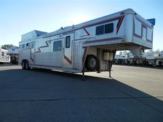 4 Star Trailer 1992 3 horse LQ Horse Trailer for sale at Murphy Trailer Sales - 23,000, Mid, No SO