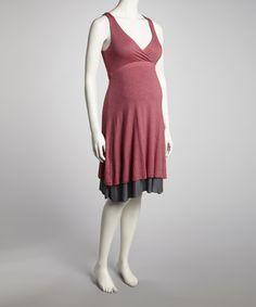 Havanna nursing maxi dress