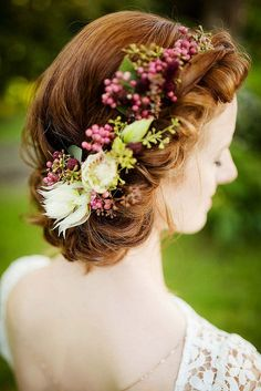 Wedding Inspirations Homepage - wedding hair #weddinghair #weddinghairstyle #bridalhair #bridalhairstyles