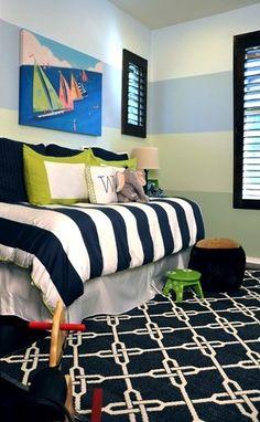 Kids' Room Color Schemes   Navy Blue   Nauvoo IL Interior Designer