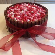 valentine's day cake walk