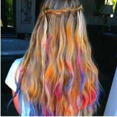 Bonnaroo hair?