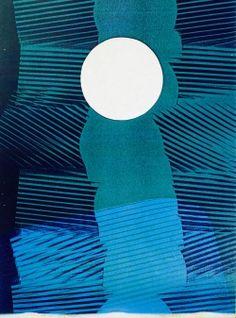 Bruno Munari xerografia originale a colori 1977 coll. Type Posters, Jean Arp, Types Of Art, Identity Design, Texture, Designs To Draw, Art History, Op Art, Glass Art