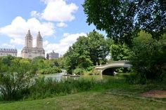 Central Park, NYC, Summer