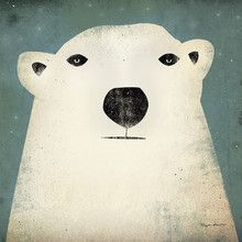 Valokuvatapetti - Ryan Fowler - Polar Bear