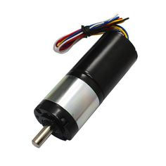 24V 0.4A 80RPM High Torque DC BLDC3650 Planetary Gear Brushless Motor. Find the cool gadgets at a incredibly low price with worldwide free shipping here. 80RPM High Torque DC BLDC3650 Gear Brushless Motor - Black + Silver, Motors, . Tags: #Electrical #Tools #Arduino #SCM #Supplies #Motors