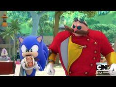 Sonic Boom мультфильм подзаголовок  русский HD 2015 - встретиться сюрпри...