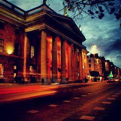 General Post Office (GPO) in Dublin