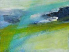 "Saatchi Art Artist Trudy Montgomery; Painting, ""Escape"" #art"