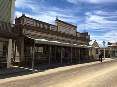 Similar to the Mackie's store (Sovereign Hill) General Store, Mansions, House Styles, Books, Gold, Home Decor, Libros, Decoration Home, Manor Houses