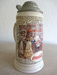 *COCA-COLA ~ 1994 Stein