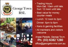 George Town RSL, George Town