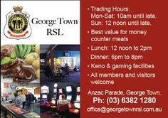 George Town RSL, George Town