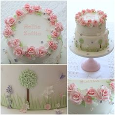 pictures of birthday cakes for women | Pin it Like Image