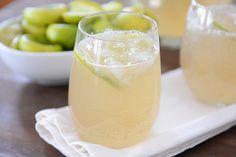 Ginger Mint Limeade