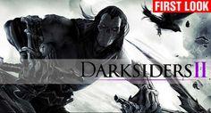 First Look - Darksiders 2