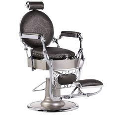 Full range of The Vintage Barber chair with fast delivery. Buy online from Salonlines. Order a The Vintage Barber chair now for the best prices and deals. Barber Shop Chairs, Barber Chair, Tony Barber, Style Rockabilly, Hair Salon Chairs, Barber Equipment, Best Ergonomic Chair, Home Hair Salons, Barbershop Design