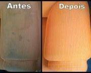 COMO LIMPAR SOFÁ DE TECIDO- VARIAS DICAS