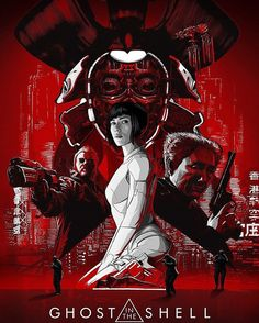 My full view of Ghost in the Shell!  - this movie does a great job of bringing the Anime to life  - the visuals were out of this world reminiscent of Blade Runner but far more superior Its like tons of Skittles exploded everywhere!  - I hope this opened the door for more live action films from Anime storyline Akira  - pacing of this film was spot on and never lagged or slowed down  - the battle of what technology is doing to mankind is presented and was a clear message  - There were times…