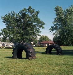 Used to play on similar tractor tires in woods behind our school in Smithville, AND on the playground in Jarvis behind the Lion's Club.