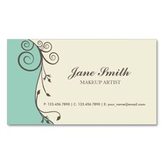 Elegant Flower Floral Retro Modern Stylish Classy Pack Of Standard Business Cards. This is a fully customizable business card and available on several paper types for your needs. You can upload your own image or use the image as is. Just click this template to get started!