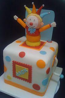 Bake'n'Cake: Jack In The Box