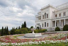 Livadia Palace in Ya #Russia