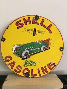 Vintage Oil Cans, Vintage Metal Signs, Advertising Signs, Vintage Advertisements, Ads, Garage Signs, Garage Art, Vintage French Posters, French Vintage