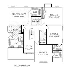 Home Plans and House Plans by Frank Betz Associates ❤ liked on Polyvore