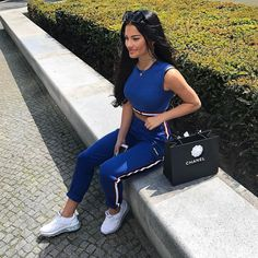 "78k Likes, 266 Comments - Ivana Santacruz (@ivana.santacruz) on Instagram: ""Finally the sun comes out ☀️"""