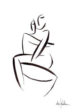 Andrea Kollar is an Austrian born artist, illustrator and art director. Black And White Art Drawing, Black And White Sketches, Black And White Posters, Black And White Aesthetic, Black And White Abstract, Oil Pastel Art, Charcoal Art, Sculpture Ideas, Couple Art