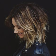 "32.9k Likes, 141 Comments - Ashley Tisdale (@ashleytisdale) on Instagram: ""My face pretty much says how I feel about no extensions and this haircut! I just love short hair…"""