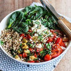 Buddha bowl : 20 recettes de plats végétariens complets