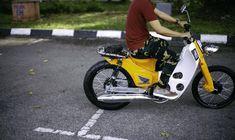 Honda StreetCub Custom - mini4temps.fr