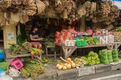 Photo Jimbaran Morning Market by N Cholet on 500px