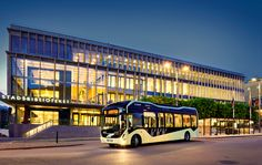 Electric City / Volvo bus