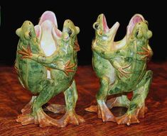 Glazed and Confused: Frogs, Frogs Frogs!