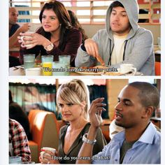 Happy Endings - Quotes Happy Endings Quotes, Happy Endings Tv Show, Happy Quotes, Bleach Online, Covert Affairs, Drake And Josh, Date Outfit Summer, Zombie Girl, Relationship Facts