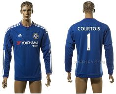 http://www.xjersey.com/201516-chelsea-1-courtois-home-long-sleeve-thailand-jersey.html 2015-16 CHELSEA 1 COURTOIS HOME LONG SLEEVE THAILAND JERSEY Only 33.11€ , Free Shipping!