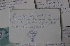 Propuestas de los/as jóvenes de los Consejos de la Juventud de Andalucía en el Ágora celebrada en Córdoba