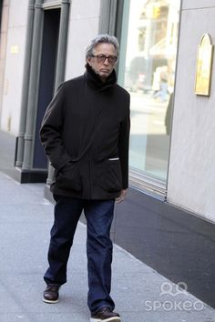 a recent photo of Eric in New York