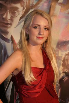 Evanna Lynch Photo: Evanna Lynch at National Movie Awards