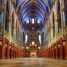 Notre-Dame Cathedral Basilica Ottawa