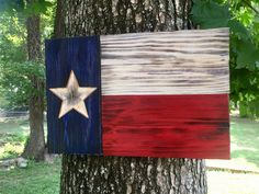 Texas Edition MAKE KIDS GREAT AGAIN Wood Burned Carved Paddle Texas Flag